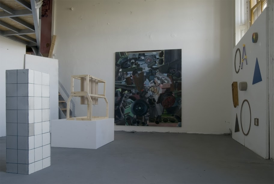 Radim Langer – View of the installation