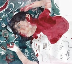 Pegah Amini – Mordserie 1998, 2013, watercolor