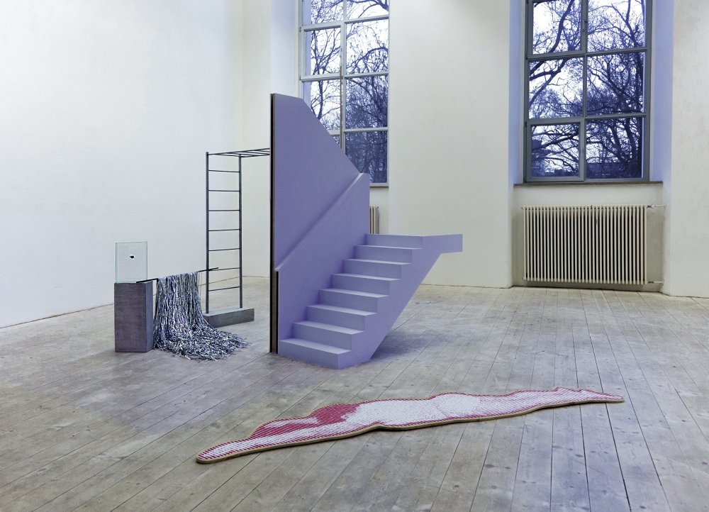 Gaisha Madanova – Installation, 2018, various materials, the dimension ca. 210 x 300 cm