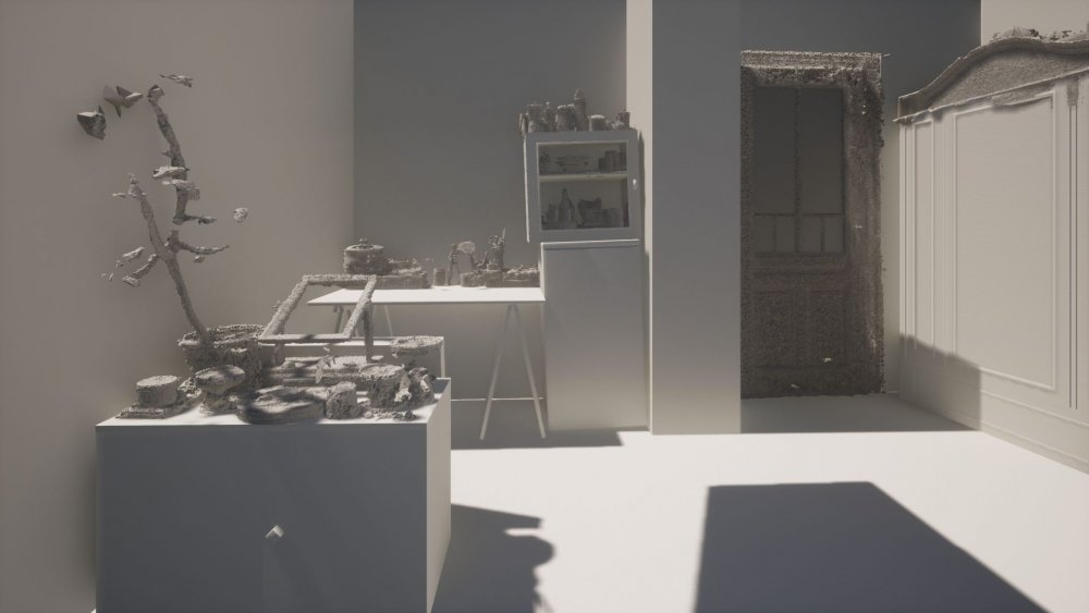 Artur Magrot – Global Illumination, video, 2020